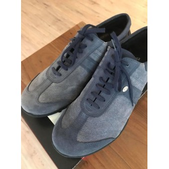 Split-sole heren sneaker